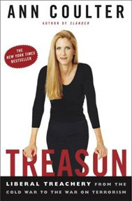 Treason book by Ann Coulter