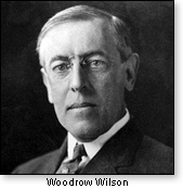 woodrow wilson early years and important Believer in the triumph of good american idealist abroad the woodrow wilson  of this major new biography embodies the french proverb that great qualities.